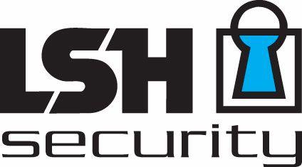 Logo LSH Security beveiligingsbedrijf